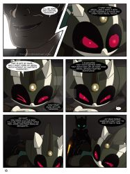 page 18 - disconnection - Suzumega Medabot 2 by AltairSky