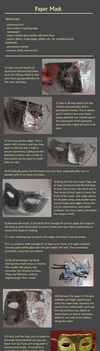 Mask Tutorial by Andunie