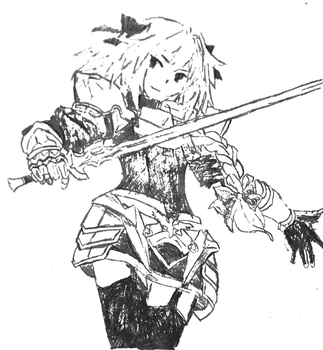 Picture 17 - Astolfo - Trace by drawing-archive