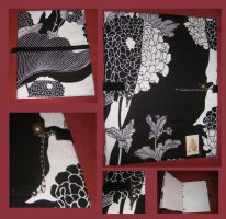 Flower Notebook by Erua