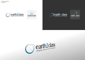 Earth2Class Logotype by vortiss