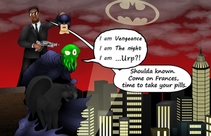 J and Gotham by Of-the-Northwind