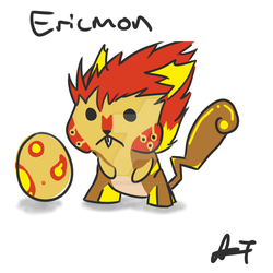 Ericmon by SHAD0W-SEEKER