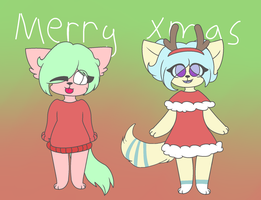 Merry Christmas by XxciliananoxX