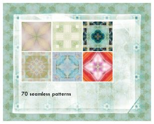 Seamless Patterns set 1 by forbidden-storm