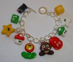 Super mario charmed by PORGEcreations