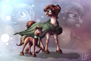 Always Withstanding (GIFT) by LupiArts
