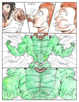 Totally Spies Growth Pg 18 by GrandMasterLucilious