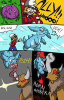HG Nuzlocke : 124 by SaintsSister47