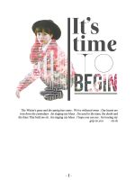 RED step 1 : It's time to begin by gdbabymakesitsohot22