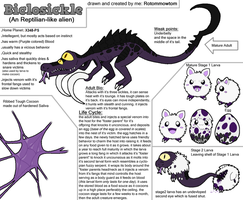 Biclosickle Bio by Rotommowtom