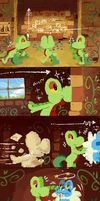 PMD-GS: Mision 5 (parte1) by raffine-chan