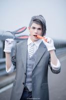 Bugs Bunny Cosplay (Sakimichan Design) -What's Up? by DakunCosplay