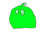 My 1st avatar: bigger size. by Slime-Series