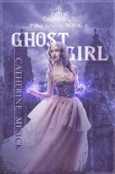 Book Cover IV - Ghost Girl by MirellaSantana