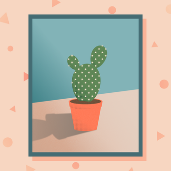 Cactus by goescat