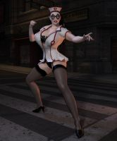 Night Nurse - The Hero by willdial