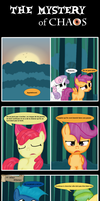 MLP: The mystery of chaos page 23 by stashine-nightfire