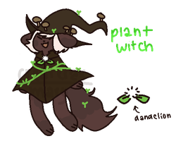 |closed|(ota)plant witch by createrax