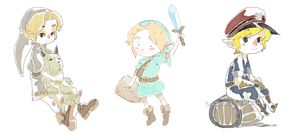 LoZ: Links by saltycatfish