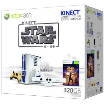 Limited Edition Star Wars Bundle for XBox 360 Kine by NIMArchitect