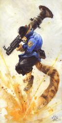 Soldier by screwbald