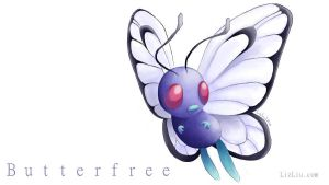 Butterfree by Landylachs