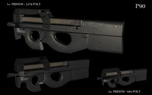 P-90 by t17dr