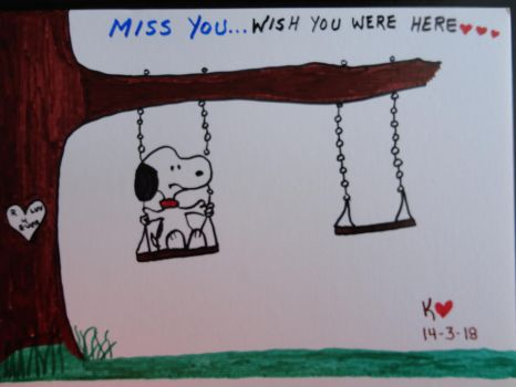 Miss You by Keithzdarkside