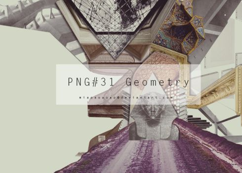 PNG#31 Geometry by miaoaoaoao