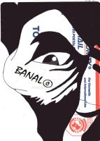 USPS Sticker 20 by Bainal
