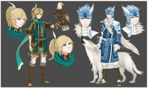 [CLOSED] Adopt Auction - Beastmaster/Tamer by True-Rune
