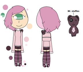 Shannon (OC Ref) by Glass-Clouds