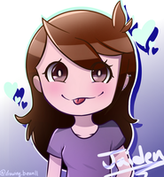 For JaidenAnimations by DrawingBean11
