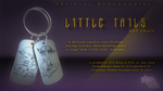 Little Tails Key chain by bbmbbf