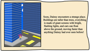 The Adventure of Dainsy Page 6 by SuperSparkplug