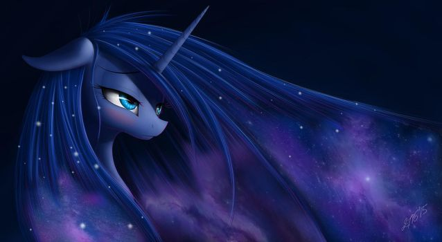 Luna's dimension by ZiG-WORD