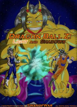 Dragon Ball Z: Light and Shadows - 4 by SwanofWar
