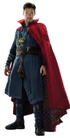 Infinity War Doctor Strange (2) - PNG by Captain-Kingsman16