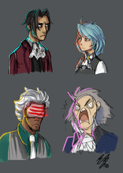 Accurate portrayal of the trilogy prosecutors. by hehm