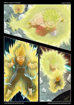 Dragon Ball Multiverse p183 by diabolumberto