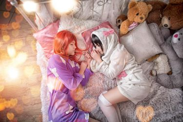 Love Live! Sweet Dreams by slivovayaSva