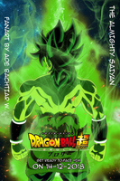 Broly is Back (2nd version) by AdeBa3388