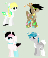 Easter-ish adopts .:CLOSED:. by XDragonxRebelX