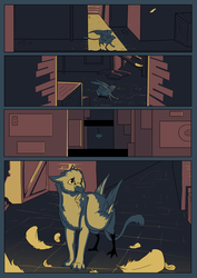 the big blue - page 4 by Zolarise