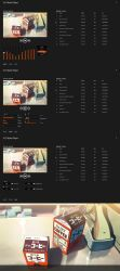 Windows 8 - VLC metro concept 2.0 by TheDeletedUser