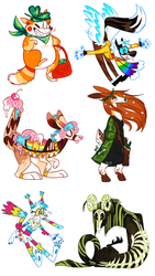 Late Bday/ St. Patty's day adopts auction CLOSED by SHOUTMILO