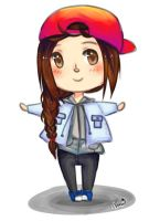 My name is Nat I'm so very fly by Natsumio-Chan