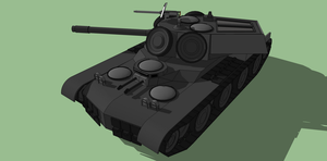 Second tank by Pixel-pencil