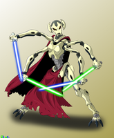 Female grievous by jjjjoooo1234